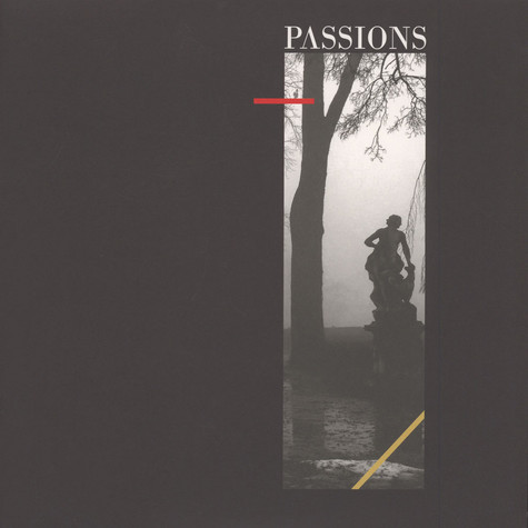 Passions - Passions Red Vinyl Edition