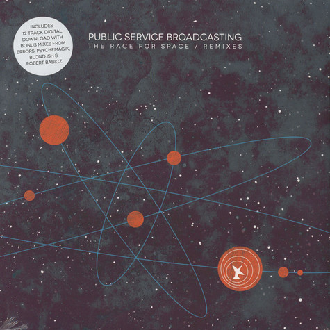 Public Service Broadcasting - Race For Space / Remixes