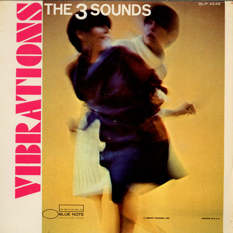 The Three Sounds - Vibrations