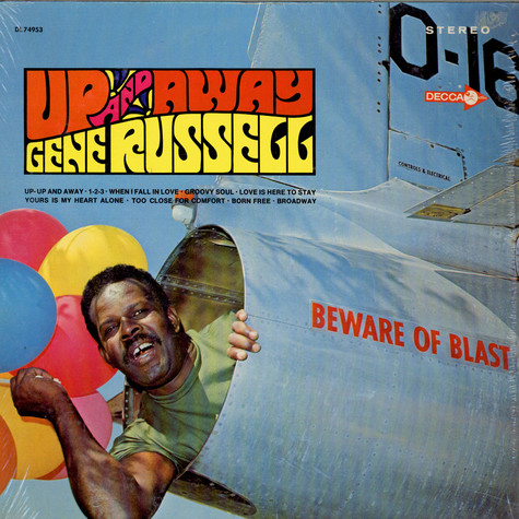 Gene Russell - Up And Away