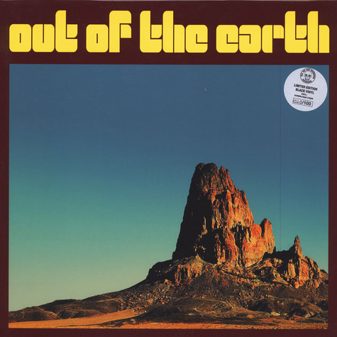 Out Of The Earth - Out Of The Earth Black Vinyl Edition