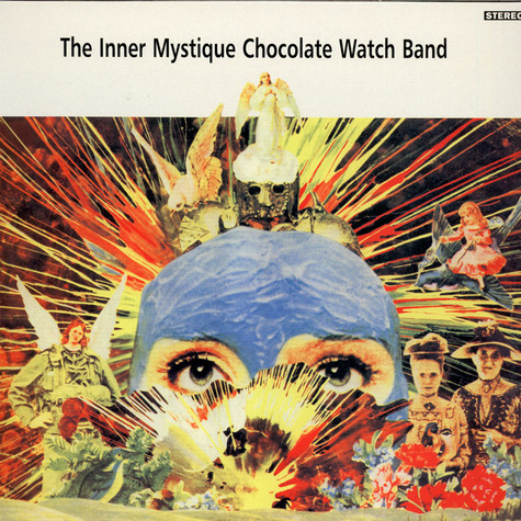 Chocolate Watch Band - Inner Mystique