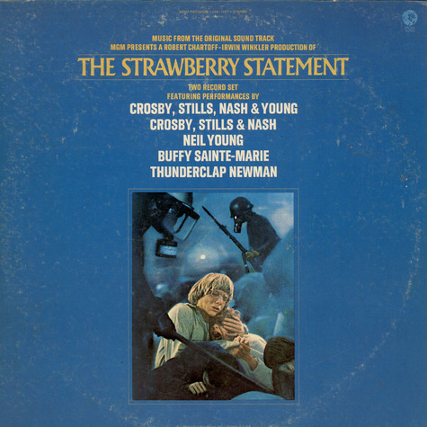 Various - OST The Strawberry Statement