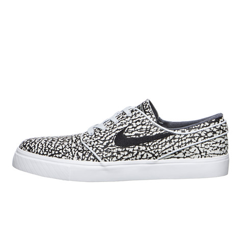 bf56a8392c5 Nike SB. Air Zoom Stefan Janoski Elite (Pure Platinum   Black   White)