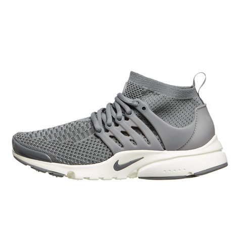 1ebf47303dd3 Nike. WMNS Air Presto Flyknit Ultra (Cool Grey   Cool Grey   Summit White)