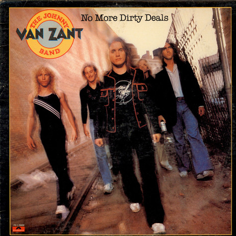 Johnny Van Zant Band - No More Dirty Deals