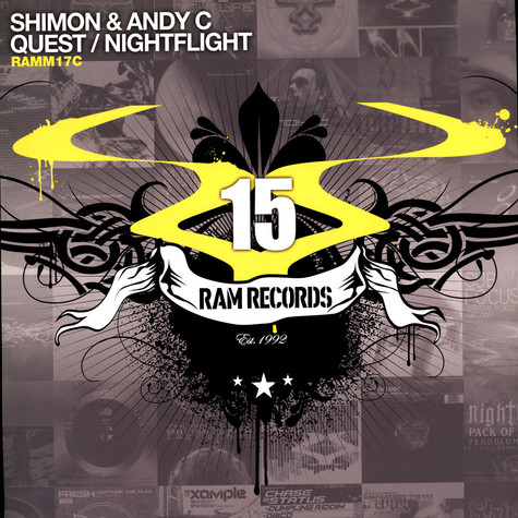 Andy C & Shimon - Quest