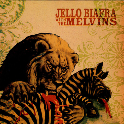 Jello Biafra With The Melvins - Never Breathe What You Can't See