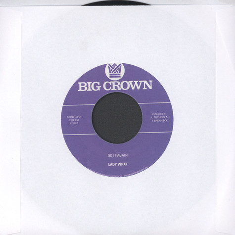 Lady Wray - Do It Again / In Love With You