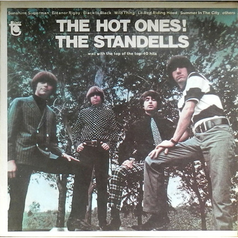 The Standells - The Hot Ones
