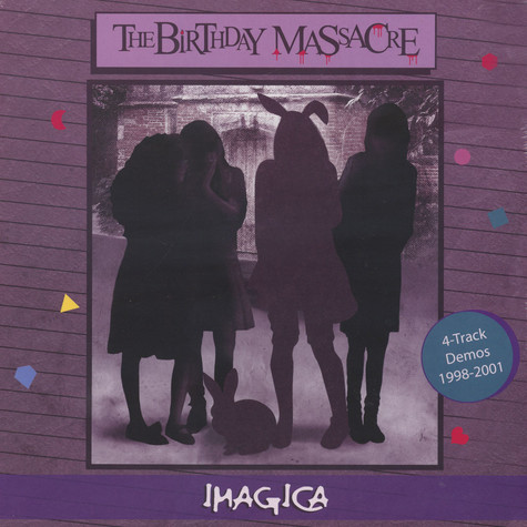Birthday Massacre, The - Imagica (Demos 1989 - 2001)