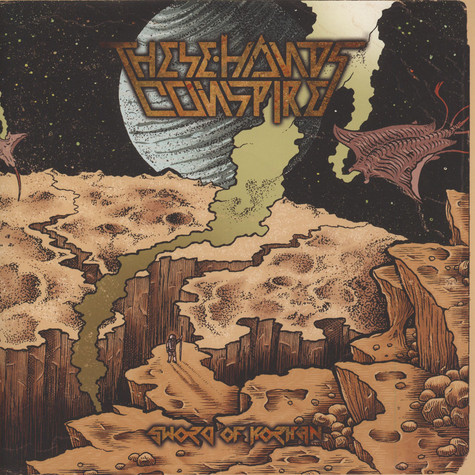 These Hands Conspire - Sword Of Korhan