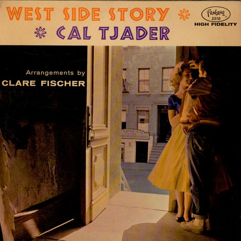 Cal Tjader - West Side Story