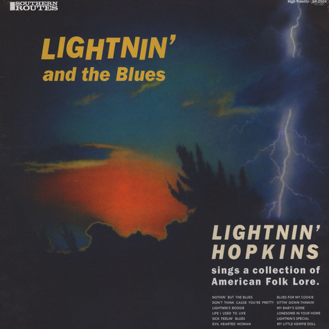 Lightnin' Hopkins - Lightnin' And The Blues