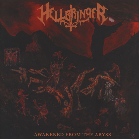 Hellbringer - Awakened From The Abyss Black Vinyl Edition