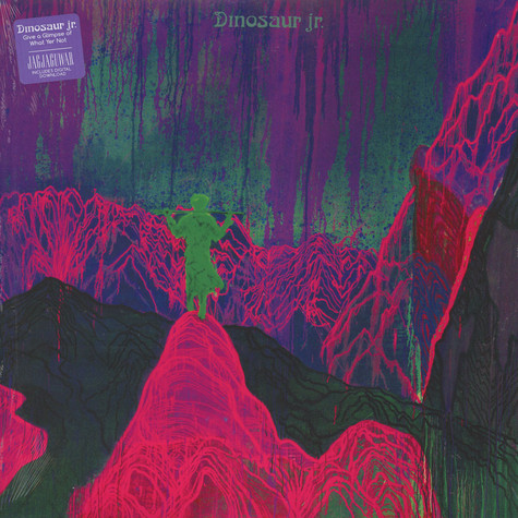 Dinosaur Jr. - Give A Glimpse Of What Yer Not Black Vinyl Edition