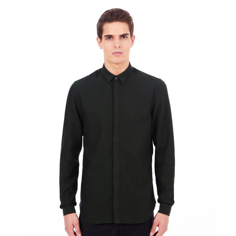 Fred Perry - Concealed Placket Oxford Shirt