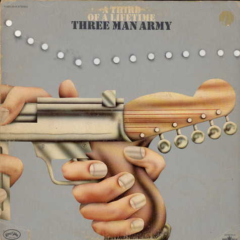 Three Man Army - A Third Of A Lifetime