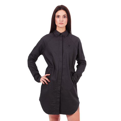 Fred Perry - Parka Shirt Dress