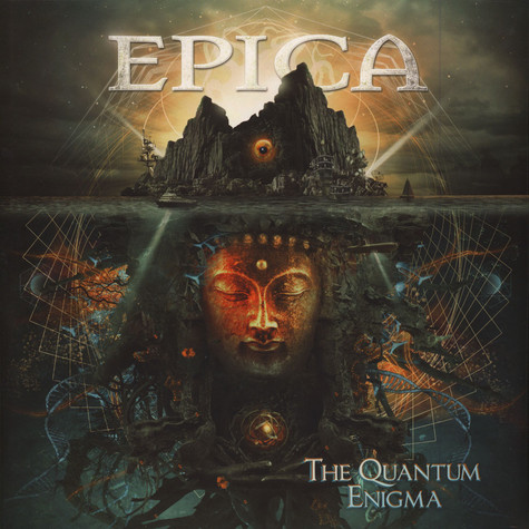 Epica - The Quantum Engima Silver Vinyl Edition