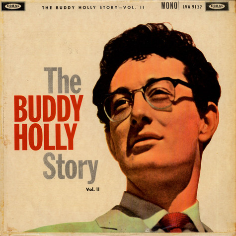 Buddy Holly - The Buddy Holly Story Volume II