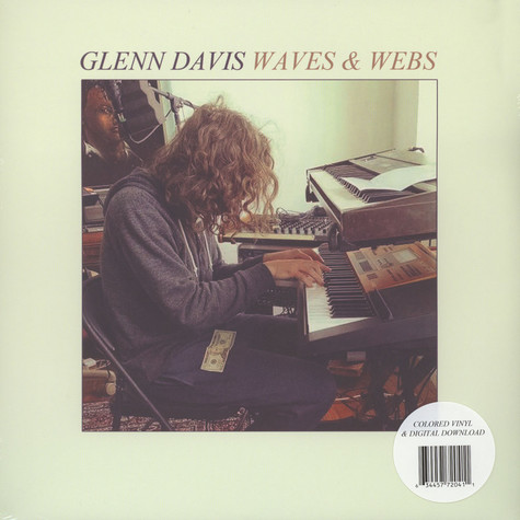 Glenn Davis - Waves & Webs