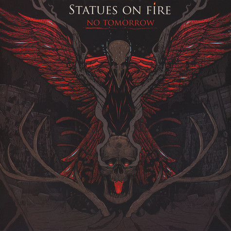 Statues On Fire - No Tomorrow
