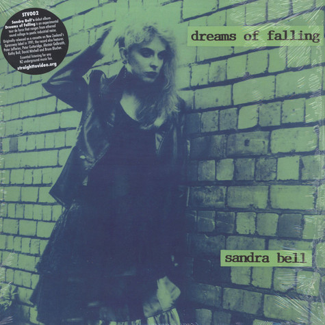 Sandra Bell - Dreams Of Falling