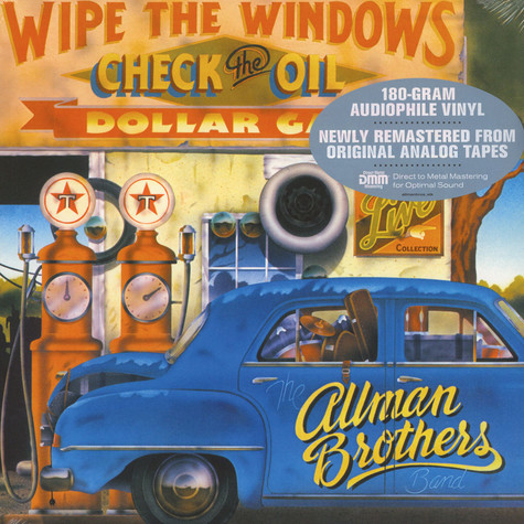 Allman Brothers Band, The - Wipe The Windows, Check The Oil, Dollar Gas