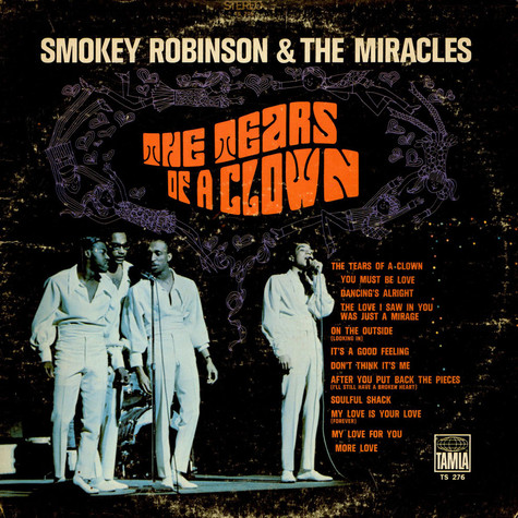 Smokey Robinson & The Miracles - The Tears Of A Clown