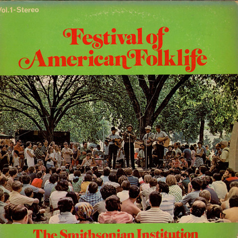 V.A. - Festival Of American Folklife Vol. 1