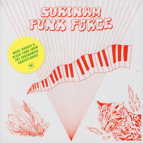 V.A. - Surinam Funk Force