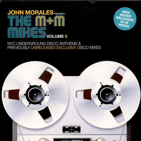 John Morales - The M+M Mixes Volume 3 (Part B)