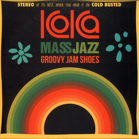 Koka Mass Jazz - Groovy Jam Shoes