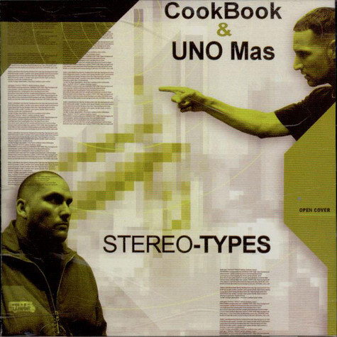 Cookbook & UNO Mas - Stereo-Types
