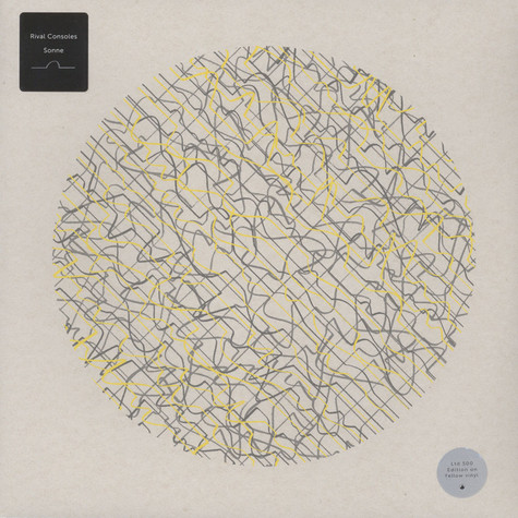 Rival Consoles - Sonne Yellow Vinyl Edition