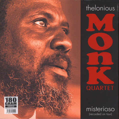 Thelonious Monk Quartet, The - Misterioso