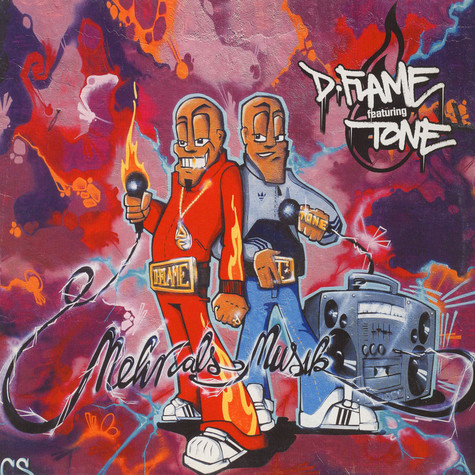 D-Flame featuring Tone - Mehr Als Musik