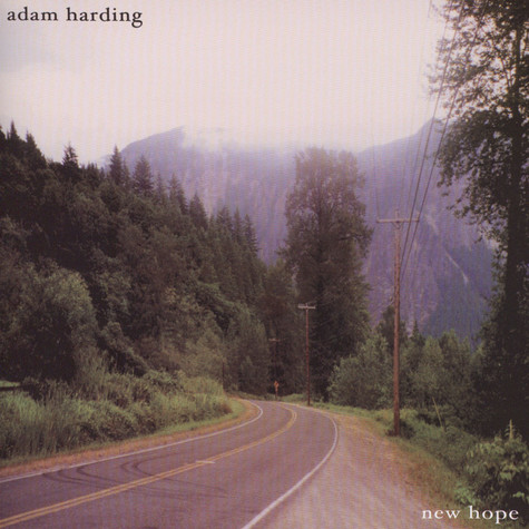 Adam Harding - New Hope