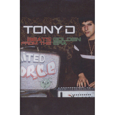 Tony D - Beats From The Golden Era