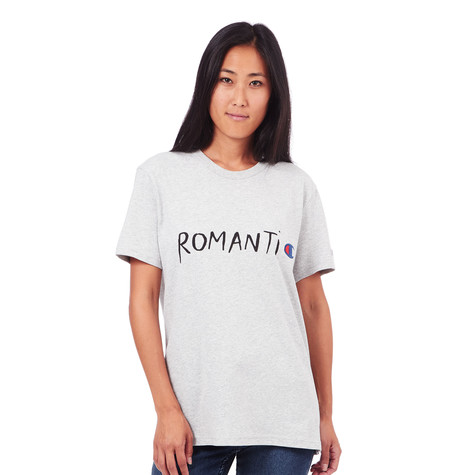 Champion x Wood Wood - Women's RomantiC T-Shirt