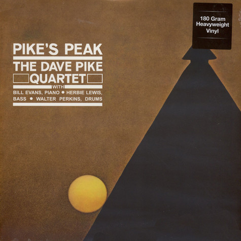 Dave Pike Quartet - Pike's Peak