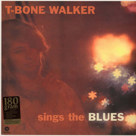 T-Bone Walker - Sings The Blues