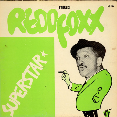 Redd Foxx - Superstar