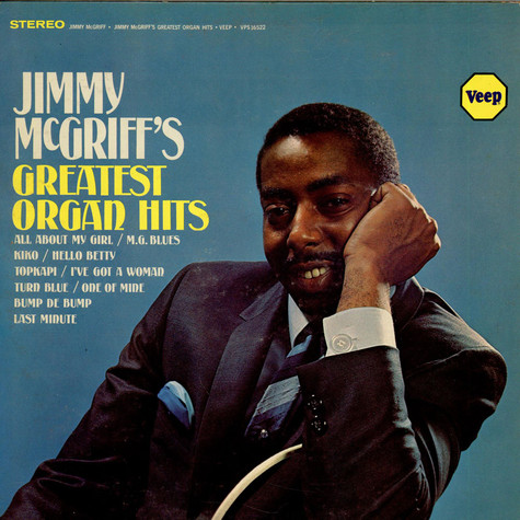 Jimmy McGriff - Jimmy McGriff's Greatest Organ Hits