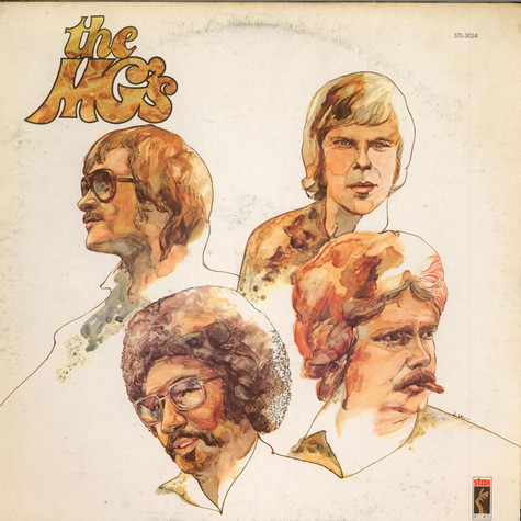 The M.G.'s - The M.G.'s