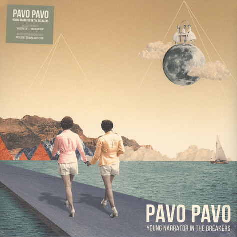 Pavo Pavo - Young Narrator In The Breakers
