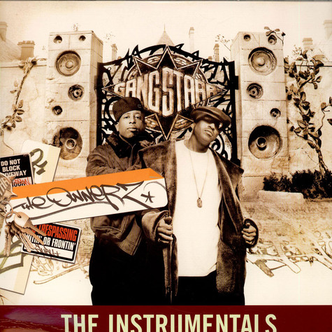 Gang Starr - The Ownerz (The Instrumentals)