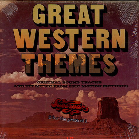 V.A. - Great Western Themes