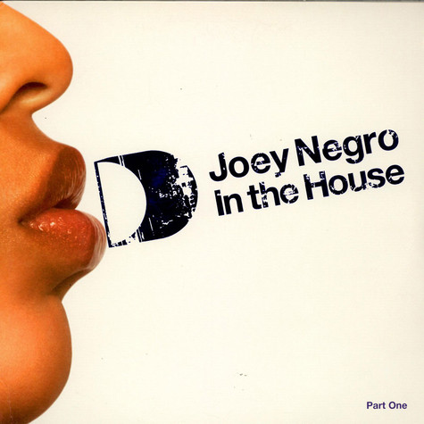 Joey Negro - In The House (Part 2)